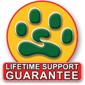 Written Lifetime Support Guarantee
